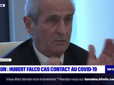 Toulon: le maire Hubert Falco cas contact au Covid-19