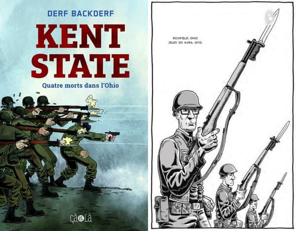 Kent State de Derf Backderf