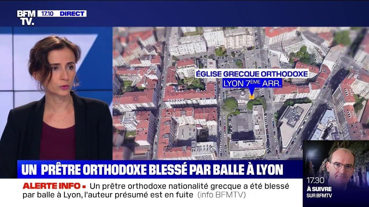 Un prêtre orthodoxe blessé a été par balle à Lyon, son pronostic vital  engagé