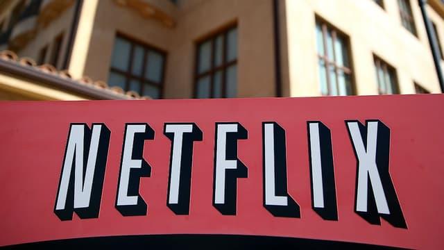 Le siège de Netflix, en Californie.