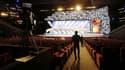 La salle du Grand Théâtre Lumière de Cannes, où sont projetés les films de la sélection officielle.