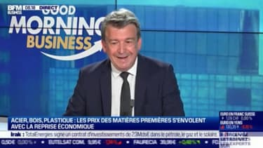 Olivier Salleron était l'invité de BFM Business