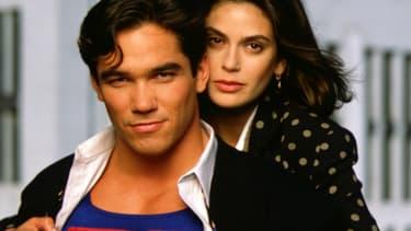 """Dean Cain et Teri Hatcher, époque """"Loïs et Clark"""""""