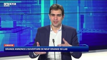 Orange annonce l'ouverture de neuf Orange 5G Lab - 20/02