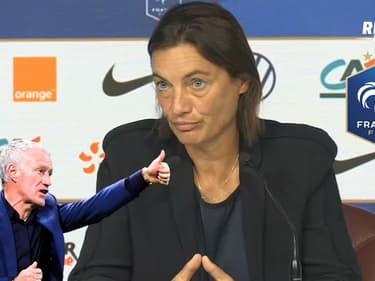"""Equipe de France : """"Un Euro difficile, mais Deschamps a su trouver les mots"""" souligne Diacre"""