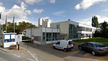 Le campus d'HEC, à Jouy-en-Josas (Yvelines).