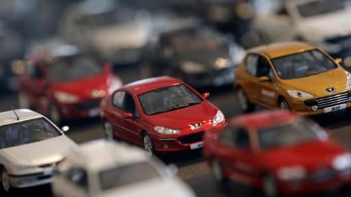 Les immatriculations de véhicules neufs en France atteignent un niveau historiquement bas.