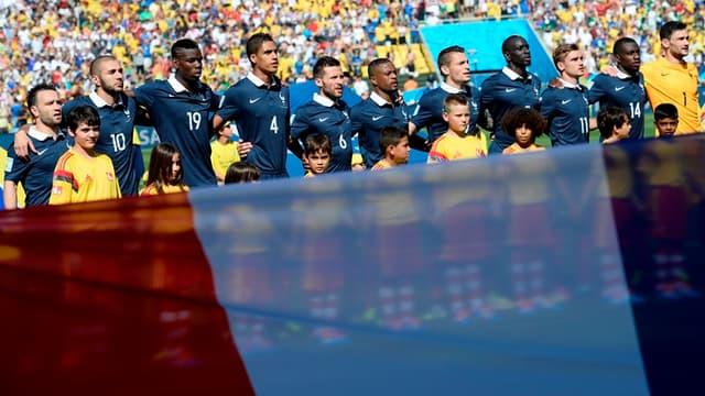 L'équipe de France espère être exacte au rendez-vous.