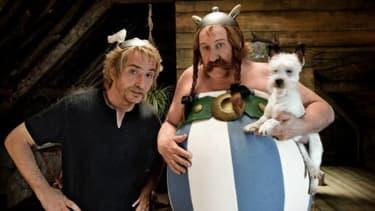 Avec 61 millions d'euros, 'Astérix et Obélix: au service de sa Majesté' est un des films les plus chers jamais produits en France