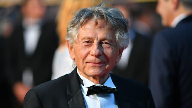 Roman Polanski au Festival de Cannes en 2017