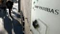 Le distributeur de billets d'une agence bancaire de Clichy-sous-Bois, en Seine-Saint-Denis, a été attaqué à l'explosif ce jeudi à l'aube. Deux individus à moto ont fait sauter l'appareil d'une agence de la BNP peu avant 05h00 du matin. /Photo d'archives/R