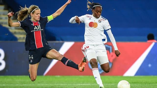 PSG et Lyon, les deux équipes françaises qualifiées en Ligue des champions féminine