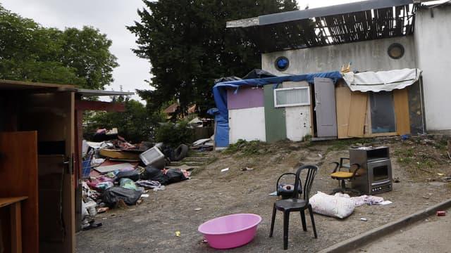 """Les Roms sont victimes d'un """"véritable système de mise au ban"""" en France selon Romeurope (image d'illustration)"""