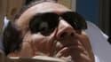 L'ancien président Hosni Moubarak.