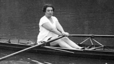 La nageuse, hockeyeuse et rameuse Alice Milliat