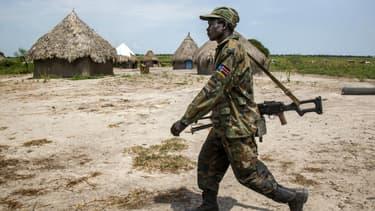 Au moins huit personnes ont été tuées lors d'une fusillade qui a éclaté dans un bar sud-soudanais, lors de la retransmission d'un match de football. (Photo d'illustration)