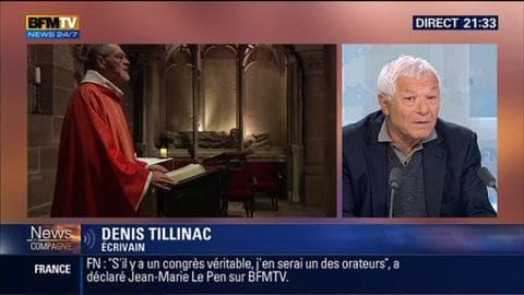 """Conversion des églises en mosquée: """"Les Français sont attachés à leur église"""", a réagi Denis Tillinac"""