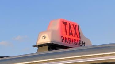Cinq syndicats de taxis ont appelé à une grève lundi 13 janvier.