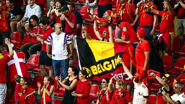 Supporters Belgique