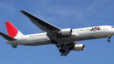 C'est dans un avion de ce type que le départ de feu a été maîtrisé, après son atterrissage.
