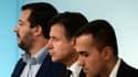 Le chef du gouvernement italien Giuseppe Conte s'est dit prêt à démissionner si la Ligue  et le Mouvement 5 étoiles ne cessaient pas leurs polémiques.
