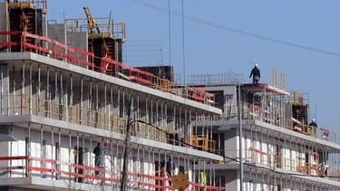 Les mises en chantier ont chuté sur tous les types de logements.