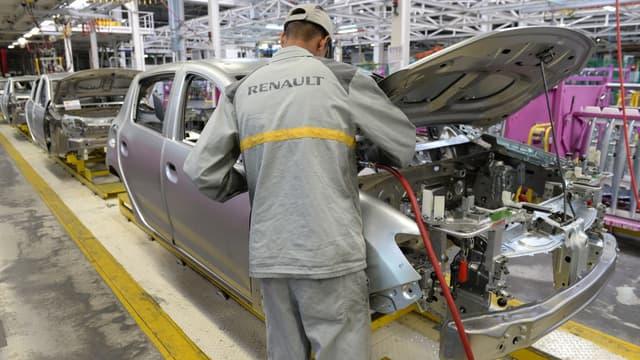 Renault est suspecté d'avoir trompé ses clients sur le diesel.