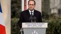François Hollande rend hommage aux victimes de la guerre d'Algérie, le 19 mars 2016