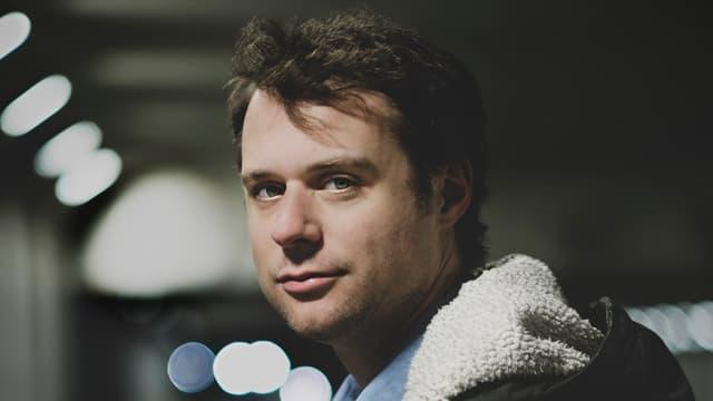 L'écrivain Paul Kawczak
