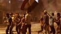 Affrontements entre manifestants et forces de l'ordre au Caire, près de l'ambassade des Etats-Unis, dans la nuit de vendredi à samedi. La police anti-émeutes a bouclé samedi le quartier de la mission diplomatique américaine dans la capitale égyptienne et