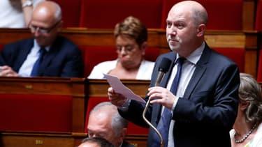 Denis Baupin à l'Assemblée nationale, le 15 juillet 2015.