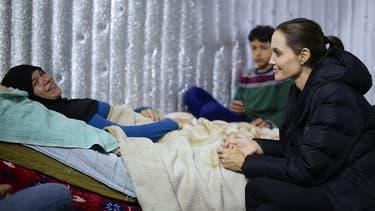 Angelina Jolie le 15 mars 2016