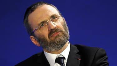 Gilles Bernheim, désormais ex-grand rabbin de France.