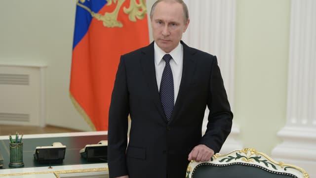Vladimir Poutine tient sa conférence de presse annuelle, ce vendredi. (Photo d'illustration)