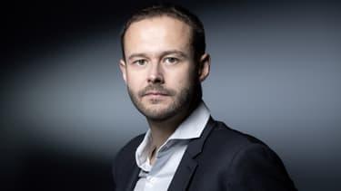 L'écologiste David Belliard est candidat à la mairie de Paris.