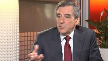 François Fillon était l'invité de BFMTV, mardi 22 novembre 2016.