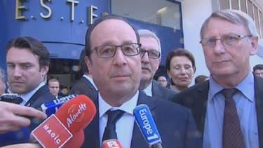 François Hollande a réagi jeudi 28 mai au scandale autour de la Fifa.
