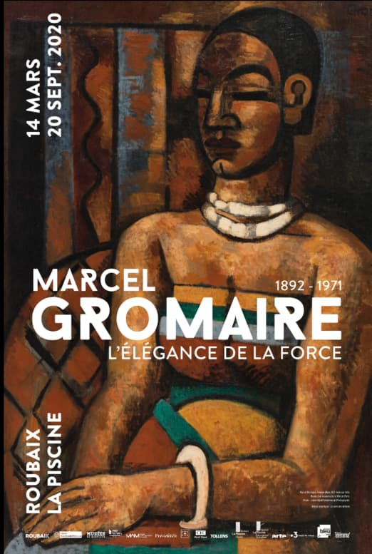 L'exposition Marcel Gromaire à la Piscine de Roubaix