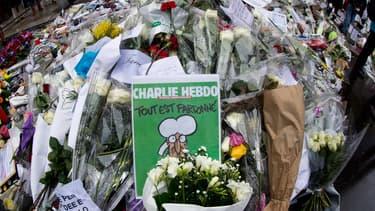 """Les victimes et """"héros"""" des attentats de janvier et du Thalys seront distingués de la Légion d'honneur. (Photo d'illustration)"""