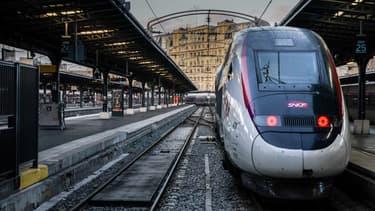 La gare de l'Est, à Paris, le 13 décembre 2019. (Illustration.)