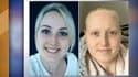 Sarah Boyle avant et après le début de la chimiothérapie