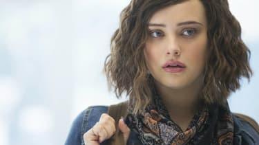 "Katherine Langford, l'interprète d'Hannah Baker dans ""13 Reasons Why"""