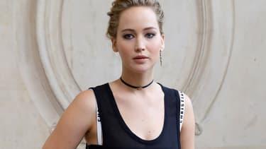 Jennifer Lawrence, le 30 septembre 2016