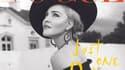 Madonne en couverture du Vogue Italia