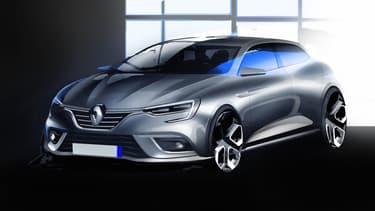 Les premières fonctions autonomes apparaîtront dès cette année sur des modèles Renault.