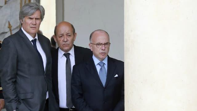 François Hollande espère garder ses troupes unies, alors que plusieurs ministres seraient tentés de rejoindre Emmanuel Macron.