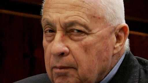 L'ancien Premier ministre israélien Ariel Sharon est dans le coma depuis près de huit ans.