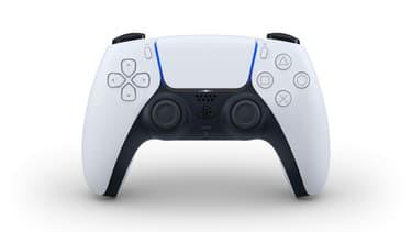 La manette DualSense de la PlayStation 5