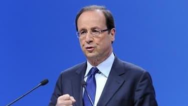 François Hollande reste attaché à l'objectif de réduction du déficit à 3%