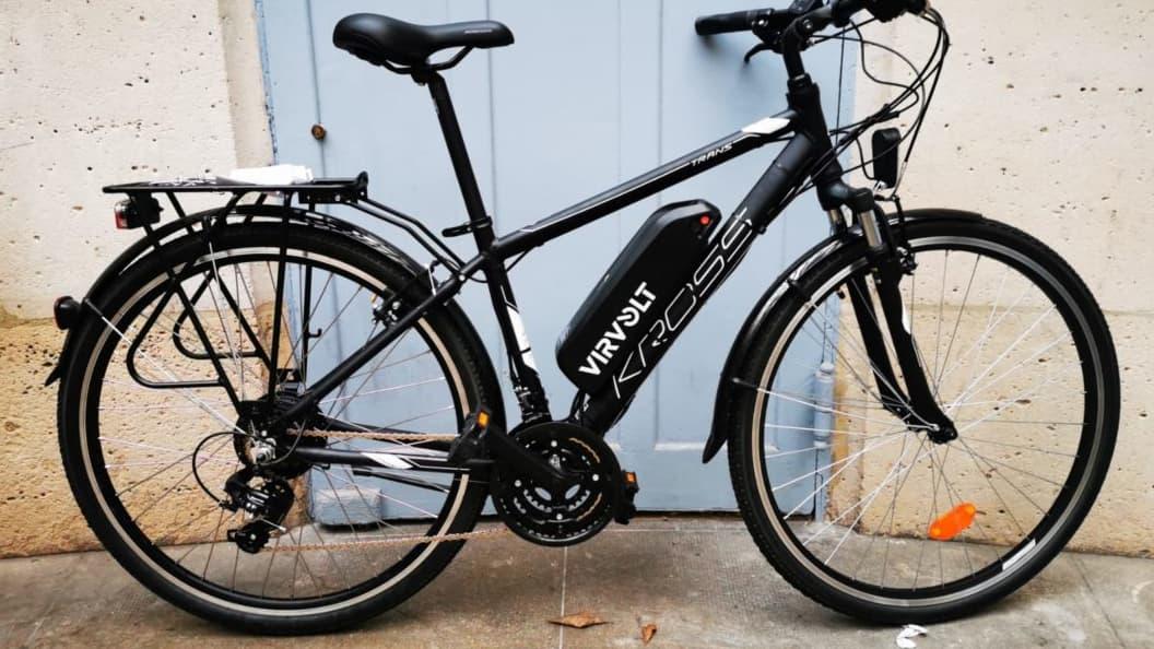 Carrefour s'associe à une startup pour transformer vos vélos classiques en vélos électriques - BFMTV